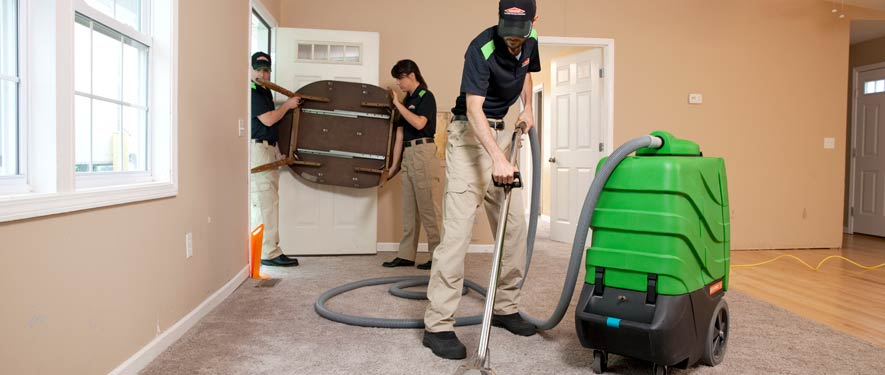 Winston-Salem, NC residential restoration cleaning